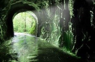 túnel-vía-Verde-de-Plazaola–Leitzaran