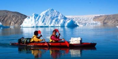 Groenlandia-overland