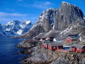 cabañas-de-pescadores-en-islas-lofoten-noruega