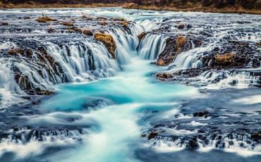 cascadas-bruarfoss-islandia