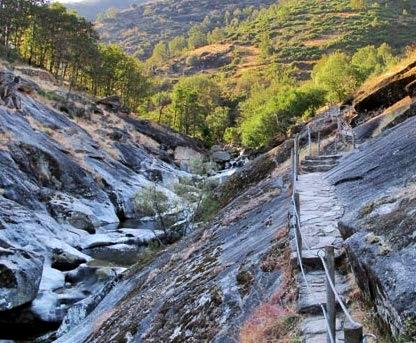 Lugares mágicos: Garganta de los Infiernos en Extremadura