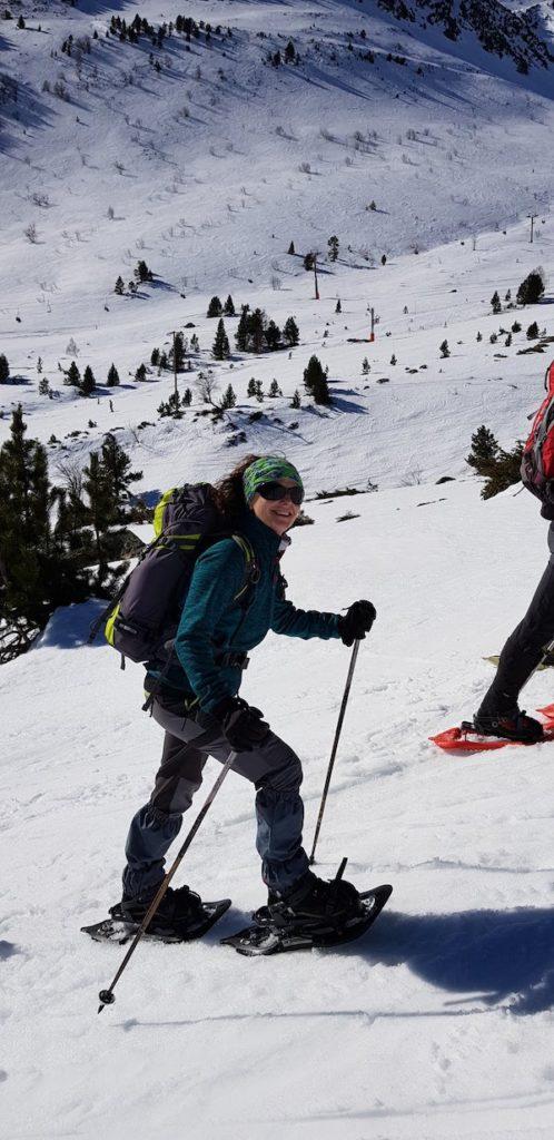 pico-de-la-mina-desde-porte-puymorens-esquí-raquetas-invierno