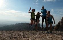 Montgros en Montserrat