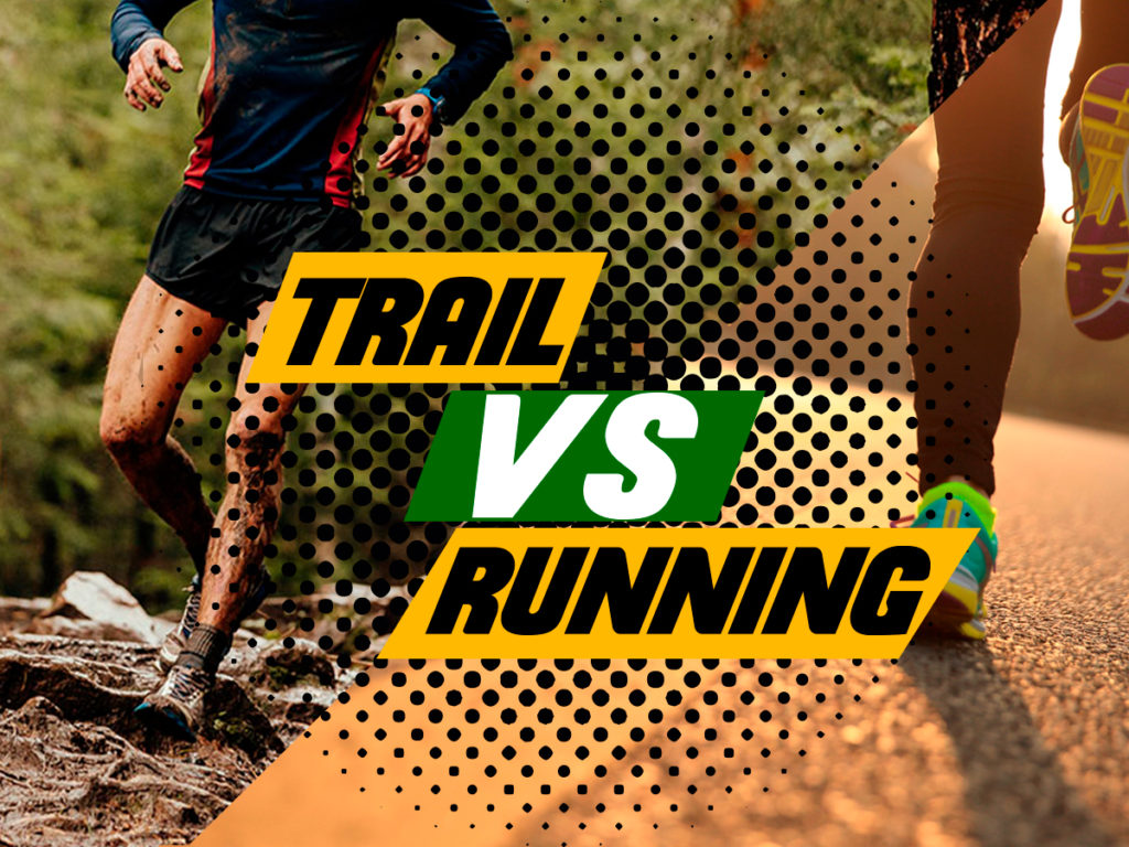 Trailrunning vs running