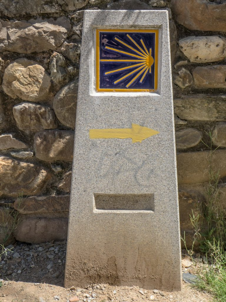 camino ingles de santiago