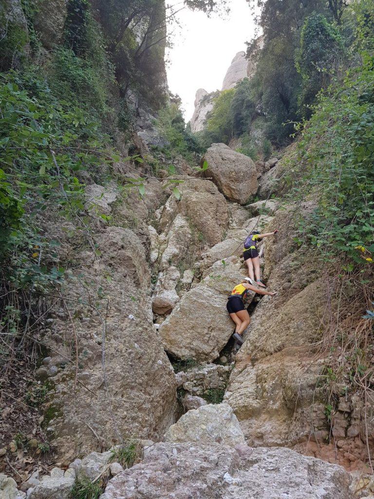 Rutas por Montserrat